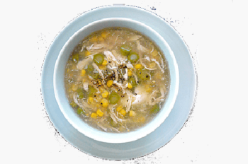 Product Image Creamy Chicken with Corn Soup