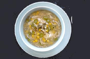 Product Image Cremige Hähnchen mit Maissuppe